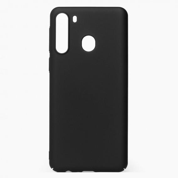 Чехол для Samsung SM-215 Galaxy A21 чер (116598)