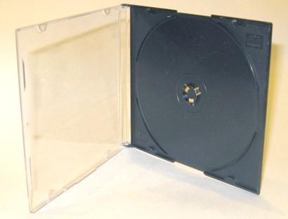 CD BOX Slim черный 1\400\200