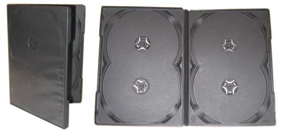 BOX DVD на 4 диска \100