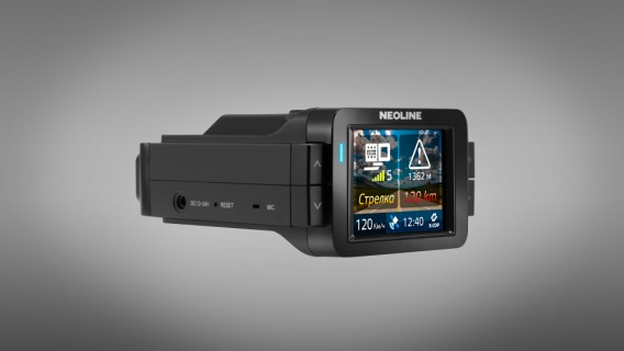 Гибрид радар-детектора и видеорегистр. Neoline X-COP 9000