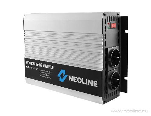 Автоадаптер - инвертор Neoline 1000w