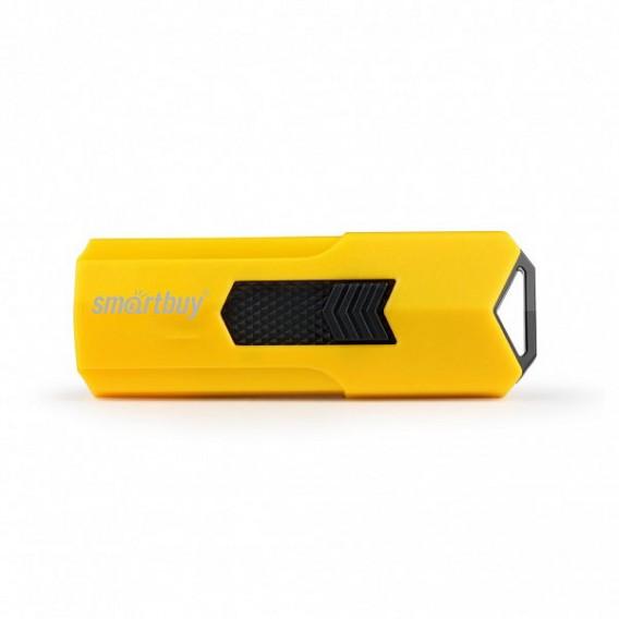 Флэш-диск SmartBuy 32GB USB 2.0 Stream желтый