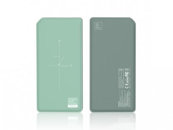 Внешний аккумулятор 10000mAh Remax Proda Chicon Wireless (PPP-33) беспровод