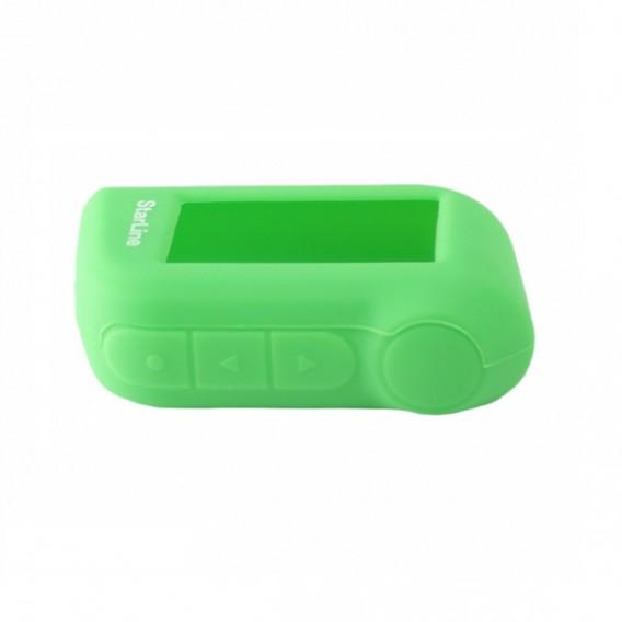 Чехол для сигнализации силиконовый Старлайн А93 зеленый