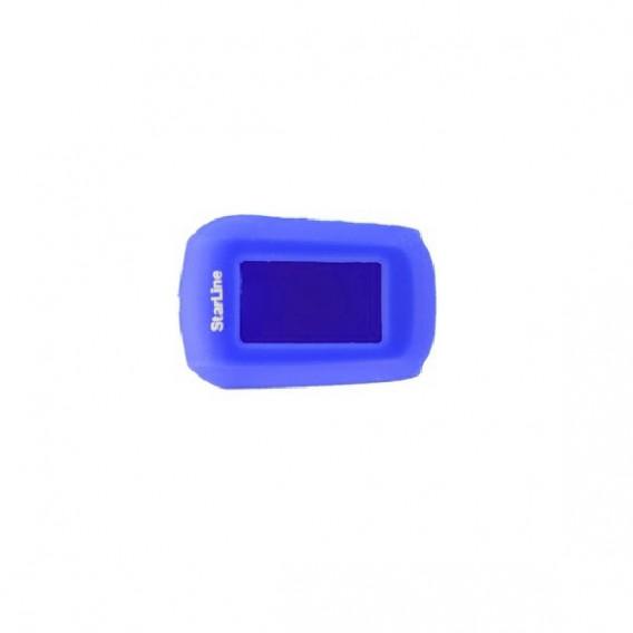 Чехол для сигнализации силиконовый Старлайн А92\А94 синий
