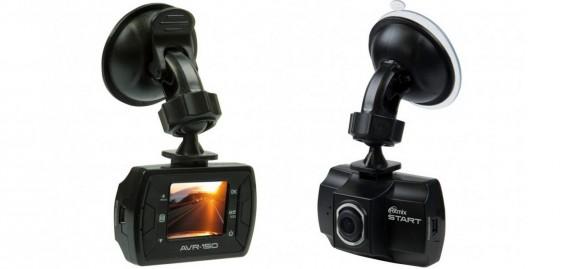 Видеорегистратор Ritmix AVR-150 (1280x720 ,120°, microSD до 32Gb)