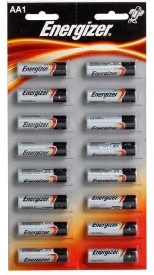 Батарейка Energizer LR6 BL 16