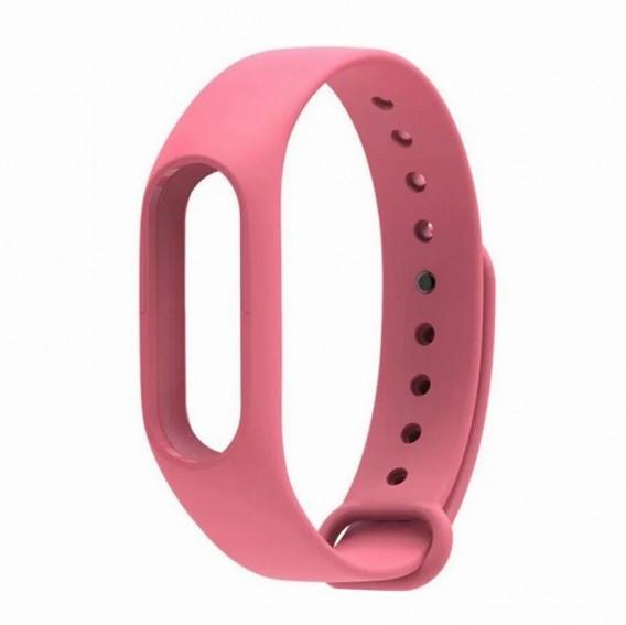 Ремешок для фитнес-браслета Mi2 розовый (83791)