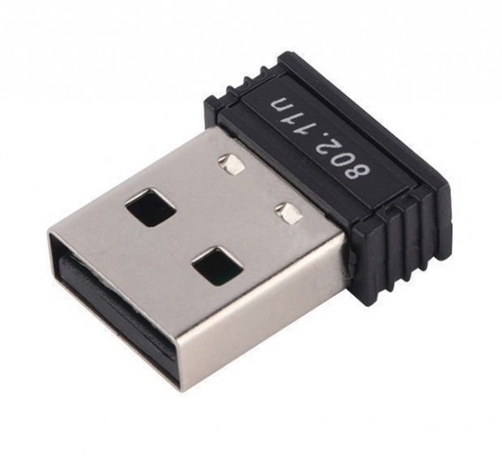 Адаптер USB Wi-Fi Mini 802.11 n 150Mbps