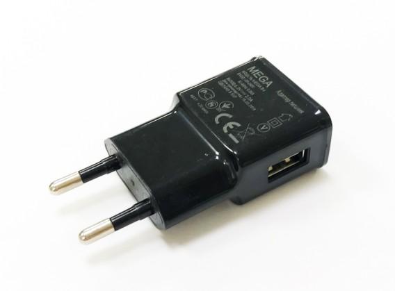 Адаптер 220V->USB 2A S4