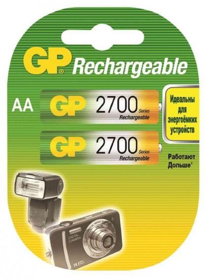 Аккумулятор GP R6 2700 Ni-Mh BL 2/20/200