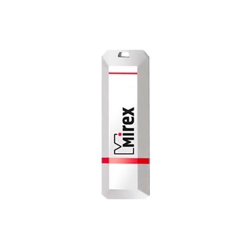 Флэш-диск Mirex 8Gb USB 2.0 KNIGHT белый