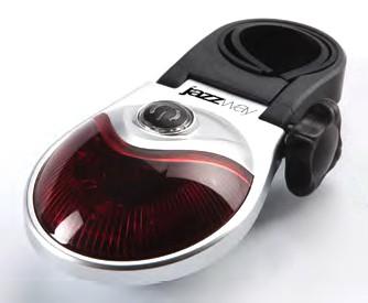 Фонарь Jazzway B-R-L05 LED (2хR03) (вело)