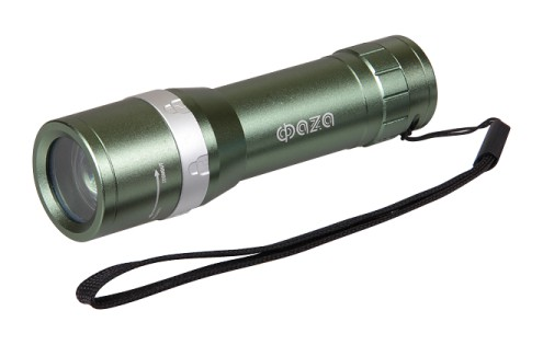 Фонарь Фаzа A7-L3WZ-3AAA (3W LED, Zoom)