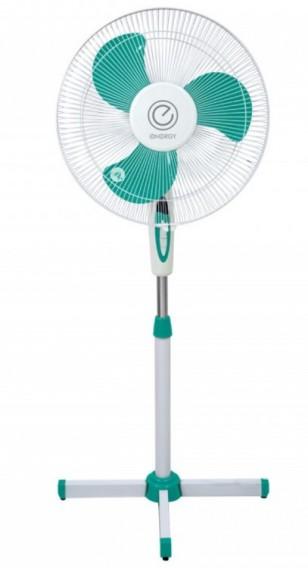 Вентилятор напольный Energy EN-1659 зеленый 40Вт, 3 скор, d=40см, h=125см