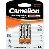 Аккумулятор Camelion R6 1500 Ni-Mh BL 2/24