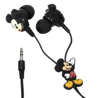 Наушники MP3 Mickey Mouse вакуумные