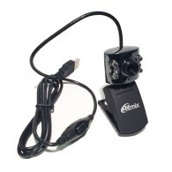 Веб-камера Ritmix RVC-017 с микр., 1,3Мп