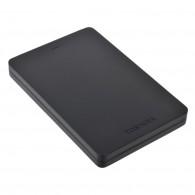 Жесткий диск HDD Toshiba Canvio Alu 500Gb 2.5'' USB 3.0 черный