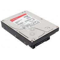 Жесткий диск Toshiba 2Tb 3.5'' SATA III (7200 rpm, 64Mb, P300, High-Perf)