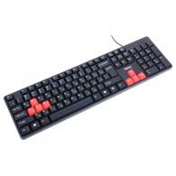 Клавиатура Dialog KS-030U USB, черная (62523)