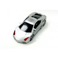 Мини-колонка (машинка) S- 4 Lamborghini (MicroSD, USB, AUX, FM) (Р)