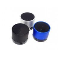 Мини-колонка Activ RockBox круглая (Bluetooth, microSD, AUX)