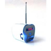 Мини-колонка Т-2012 (MicroSD,USB) (Л)