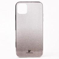 Чехол для iPhone 11 серебро (110267)