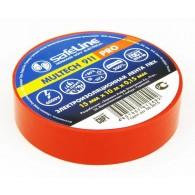 Изолента Safeline 15mм*10м красный