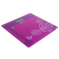 Весы эл.напольные Sakura 5065 розовые (1307310)