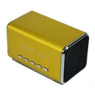 Мини-колонка MD-05 (USB, microSD)