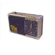 Радиоприемник М-200U (USB/microSD/Fm/AUX) золото Meier