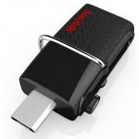 Флэш-диск SanDisk 16GB USB 3.0 Dual Drive (USB3.0 / microUSB)