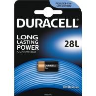 Батарейка Duracell 28L (2CR1\3N) BL1\6