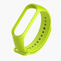 Ремешок для фитнес-браслета Mi3\Mi4 зеленый (103180)