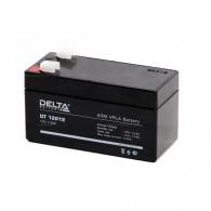 Аккумулятор для бесперебойника Delta 12V 1,2Ah
