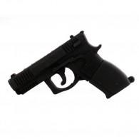 Флэш-диск 8Gb Usb2.0 Пистолет черный