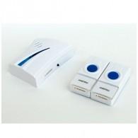 Беспроводный звонок Smartbuy SBE-12 -DP4-32 (2 кнопки)