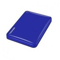 Жесткий диск HDD Toshiba Canvio Connect II 1 Тb 2.5'' USB 3.0 синий
