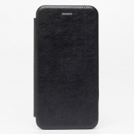 Чехол для Xiaomi Mi 10 чер откр.вбок (116267)
