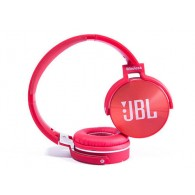 Наушники-плеер JB950 красные (Fm, microSD,Bluetooth)
