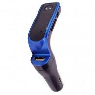 MP3 FM модулятор автомоб. KTS KCB-908 (Bluetooth)
