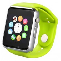 Smart-часы А1 зеленые (МТК6261)