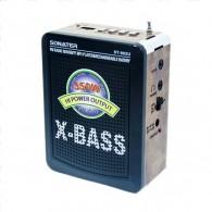 Радиоприемник ST-902 (USB/Fm) корич. Sonater