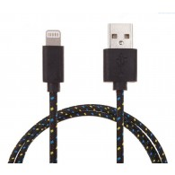 Кабель USB- iPhone5 Glossar 3м (46634)