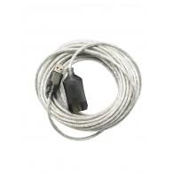 Кабель удлинительный USB2.0 Am-Af 10м