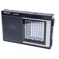 Радиоприемник RD-086UBT (BT/USB/Bluetooth) чер RSDO