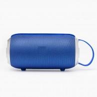 Мини-колонка TG-509 синяя (112911) (MicroSD,USB,3,5 джек +FM)