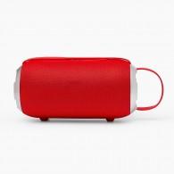 Мини-колонка TG-509 красная (112912) (MicroSD,USB,3,5 джек +FM)